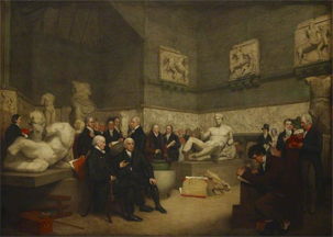British luminaries debate the Elgin Marbles in 1819